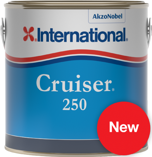 Cruiser 250 Antifouling One Coat One Season 3Ltr